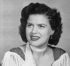Patsy Cline (Virginia Patterson Hensley) (1932–1964) image. Click for full size.