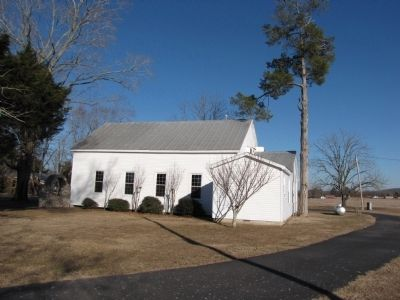 Walnut Grove Cumberland Presbyterian Church image. Click for full size.