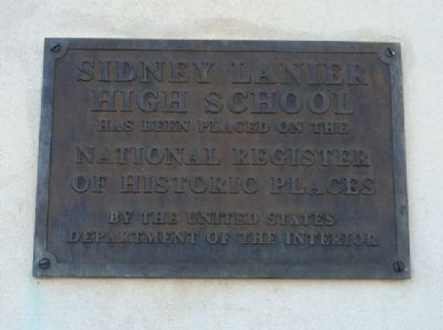 Historic Places Plaque image. Click for full size.