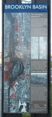 Brooklyn Basin Marker image. Click for full size.
