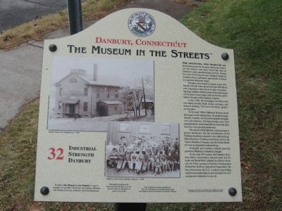 Industrial Strength Danbury Marker image. Click for full size.