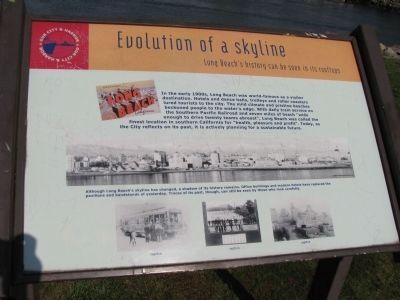 Evolution of a skyline Marker image. Click for full size.