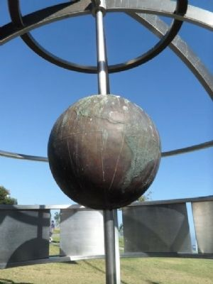 Armillary Sphere Globe image. Click for full size.