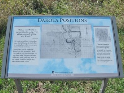Dakota Positions Marker image. Click for full size.