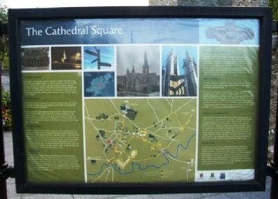 The Cathedral Square Marker image. Click for full size.