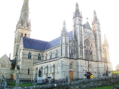St. Eunan's Cathedral image. Click for full size.