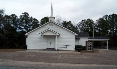 Peniel Baptist Church image. Click for full size.