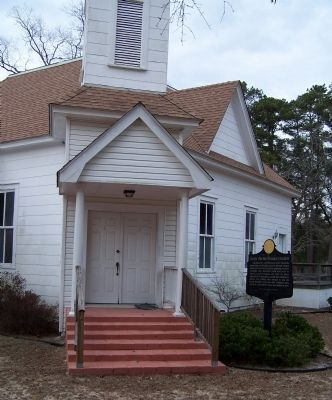Union Presbyterian Church/Founders and Early Pastors Marker image. Click for full size.