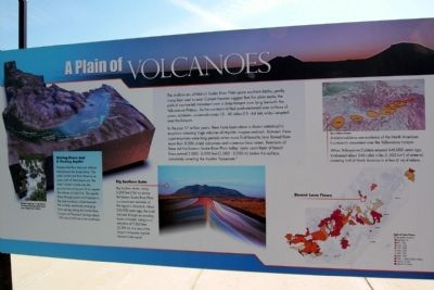 A Plain of Volcanoes Marker image. Click for full size.