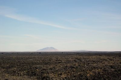 Big Southern Butte image. Click for full size.