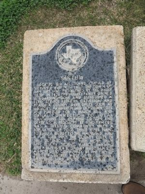Site of San Luis Marker image. Click for full size.