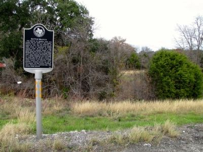 Battle Branch Marker vicinity image. Click for full size.