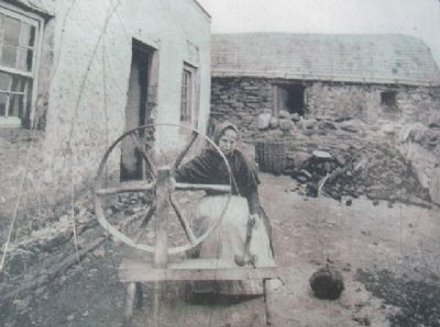 Photo 1 on Farming on Sliabh Liag Marker image. Click for full size.