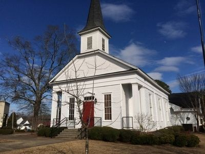 The LaFayette Presbyterian Church image. Click for full size.