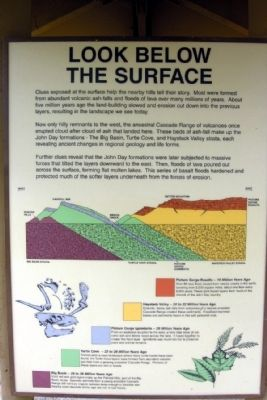 Look Below the Surface Marker image. Click for full size.