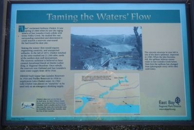 Taming the Waters' Flow Marker image. Click for full size.