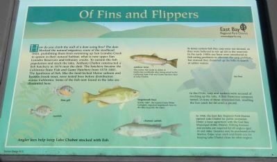 Of Fins and Flippers Marker image. Click for full size.