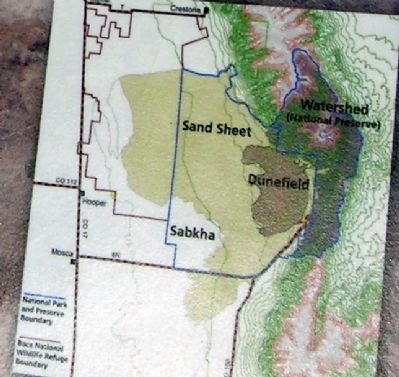 The Great Sand Dunes System image. Click for full size.