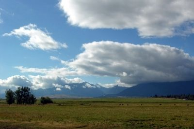 Wallowa Valley image. Click for full size.
