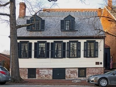John Douglass Brown House image. Click for full size.