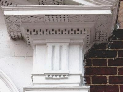 Elaborately Carved Cornice image. Click for full size.