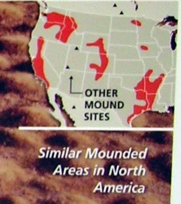 Similar Mounded Areas in North America image. Click for full size.
