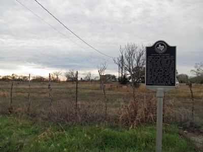 Site of the Ireland School Marker vicinity image. Click for full size.