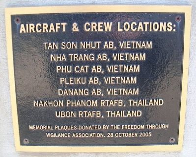 EC-47 Locations in Southeast Asia Marker image. Click for full size.