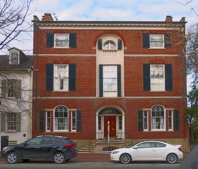 Lord Fairfax House image. Click for full size.