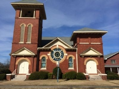 First Baptist Church of Headland image. Click for full size.