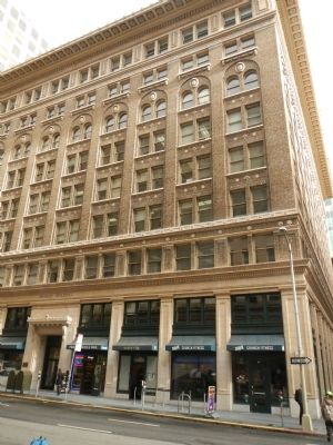 Sharon Building image. Click for full size.