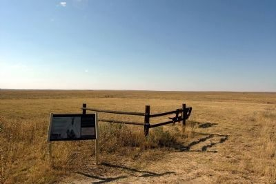 Burial Site of Human Remains<br>from the Sand Creek Massacre image. Click for full size.