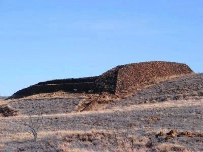 "Ruins of Pu'ukohola Heiau (""Temple on the Hill of the Whale"") image. Click for full size."
