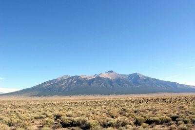 Blanca Peak image. Click for full size.