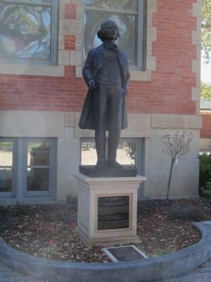 Ignacy Jan Paderewski Statue image. Click for full size.