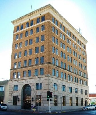 San Angelo National Bank Building image. Click for full size.