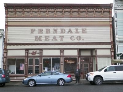 Ferndale Meat Market image. Click for full size.