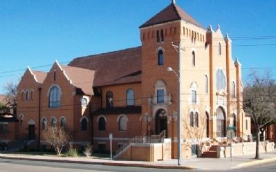 First Presbyterian Church of San Angelo image. Click for full size.