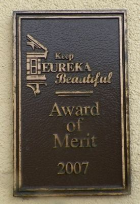 Keep Eureka Beautiful Plaque image. Click for full size.