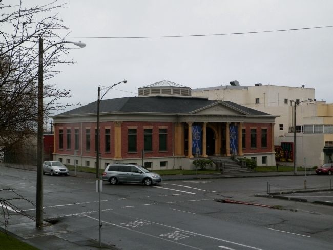 The Eureka Carnegie Free Library image. Click for full size.