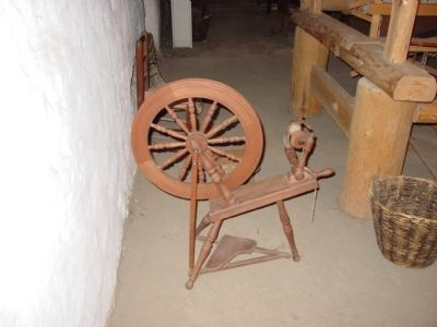 Spinning Wheel image. Click for full size.
