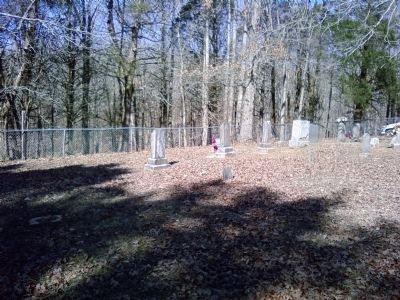 Dupree Cemetery image. Click for full size.