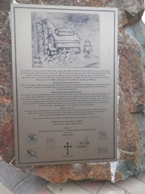 Argonaut Mine Marker image. Click for full size.