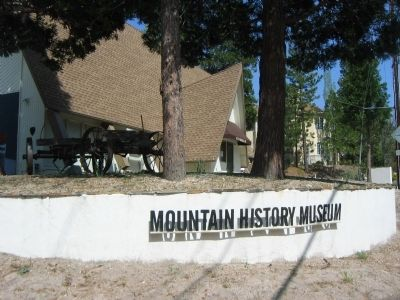 Mountain History Museum image. Click for full size.