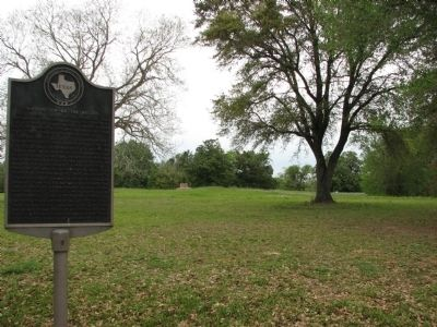 Washington-on-the-Brazos Marker vicinity image. Click for full size.