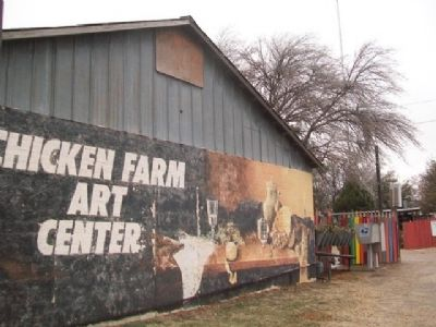 The Old Chicken Farm Art Center image. Click for full size.