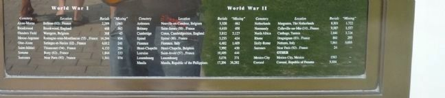 Manila American Cemetery and Memorial Marker image. Click for full size.