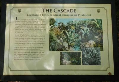 The Cascade Marker image. Click for full size.