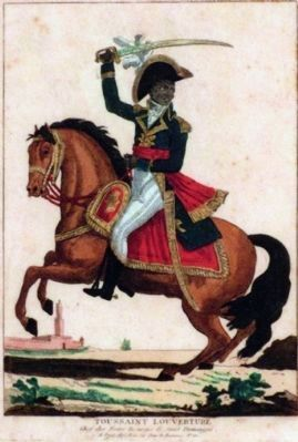 Toussaint Louverture image. Click for full size.