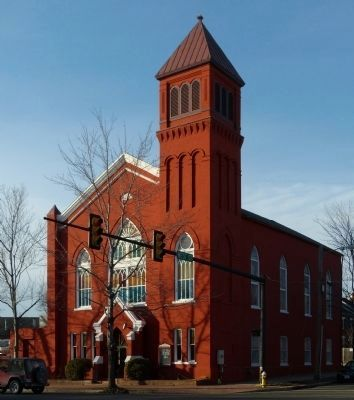 Shiloh Baptist Church image. Click for full size.